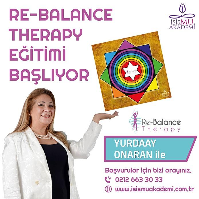Re-Balance Therapy Başlıyor...