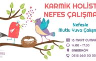 KARMİK HOLİSTİK NEFES TERAPİSİ