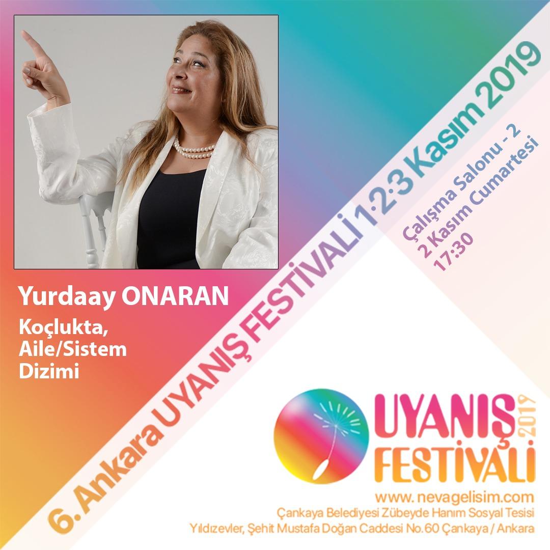 6.Ankara Uyanış Festivali 1-2-3 Kasım 2019