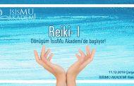 Reiki 1 Semineri 11.12.2019