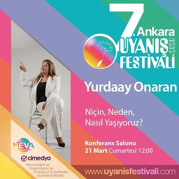 Ankara 6. Uyanış Festivali - 21.03.2020