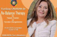 REBALANCE THERAPY 15.02.2020 ANKARA