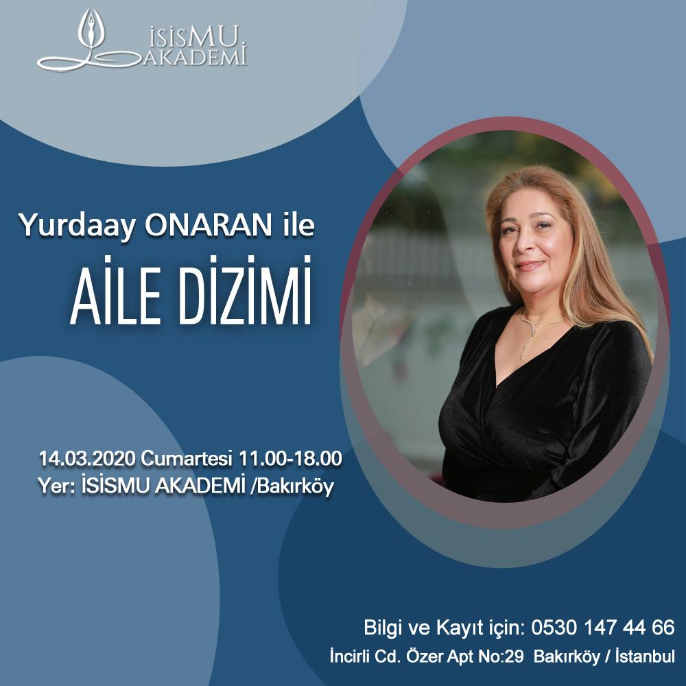 Aile Dizimi - 14.03.2020 / İstanbul