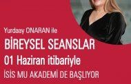 BİREYSEL SEANSLAR BAŞLIYOR