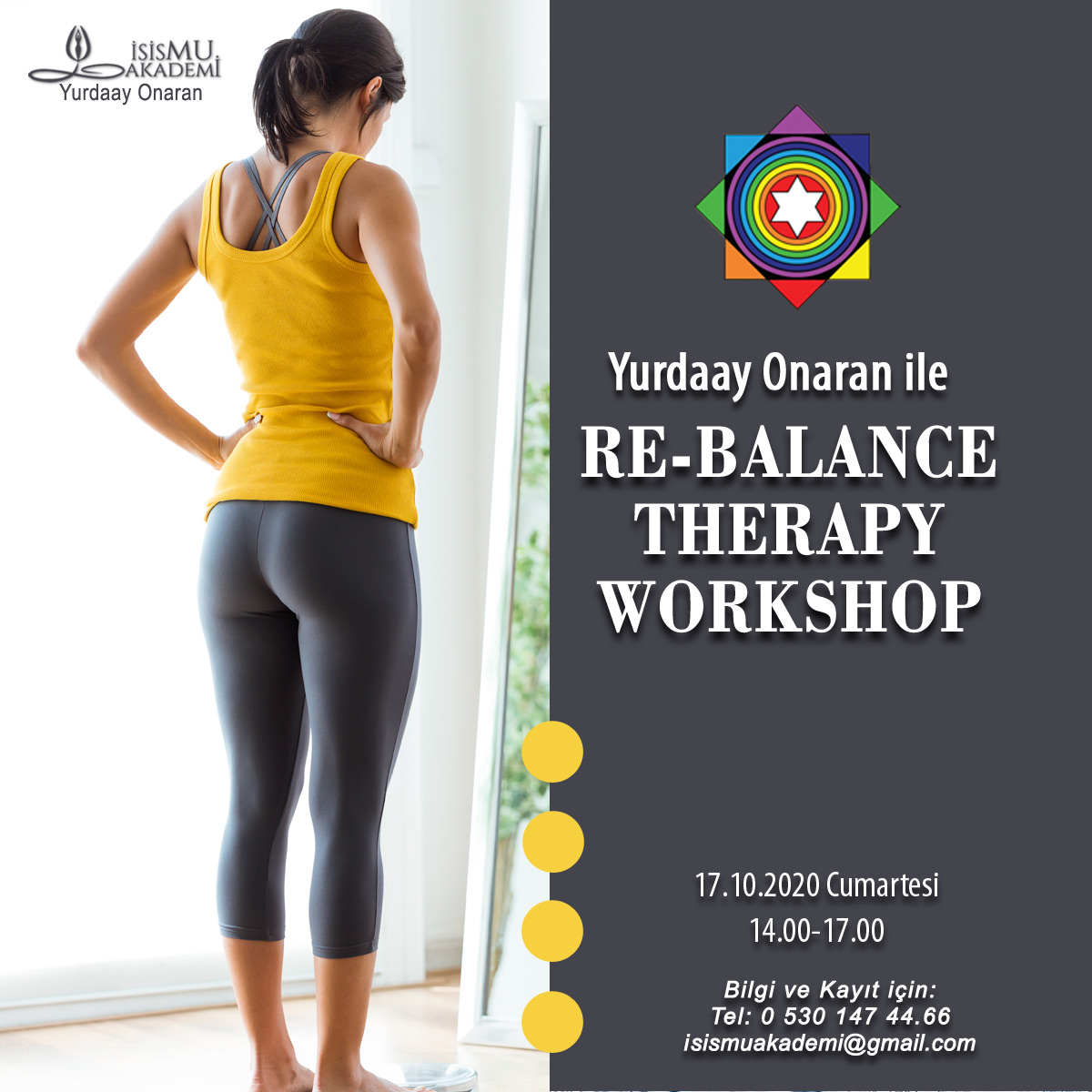 RE-BALANCE THERAPY 17.10.2020